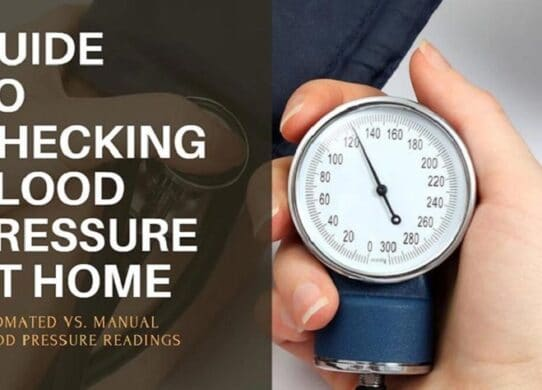 Automated vs. Manual Blood Pressure Readings: Guide to Checking Blood Pressure at Home