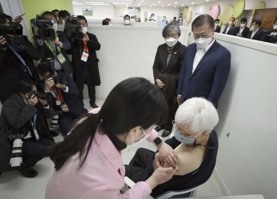 Joe Biden marks 50M vaccine doses in 37 days; South Korea, Hong Kong administer first vaccinations; 508K US deaths: Latest COVID-19 updates!