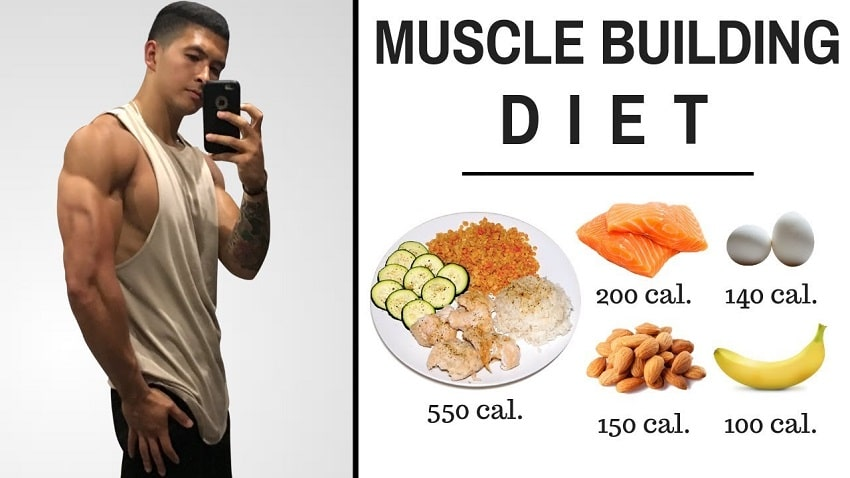 Foods That Help You Build Lean Muscle