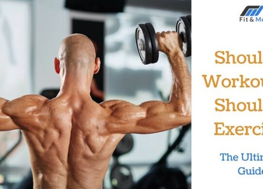 Workout Routines for Men: The Ultimate Guide !