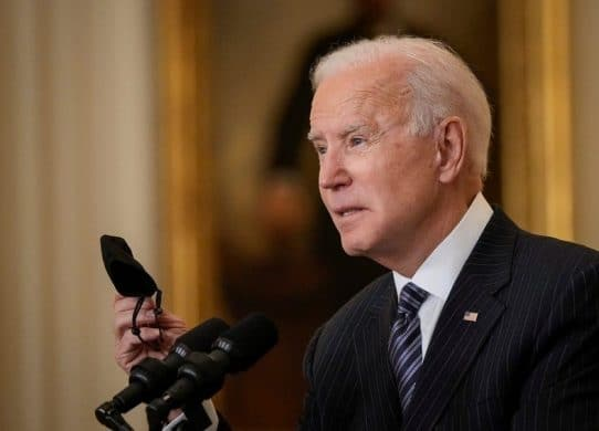 Biden and Harris head to Atlanta as frustrations grow over a lack of action on anti-Asian American discrimination !