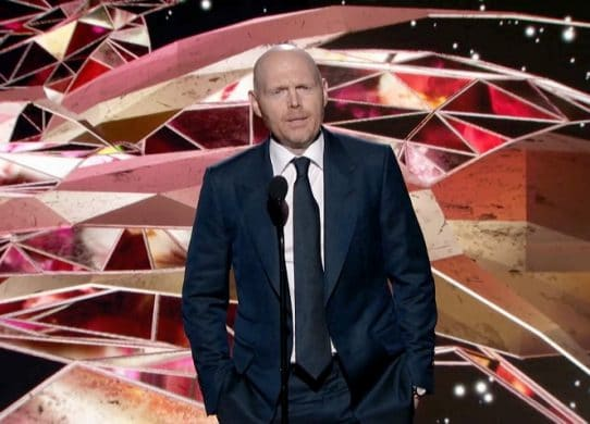 Bill Burr criticized for mispronouncing singer's name at Grammys premiere ceremony !