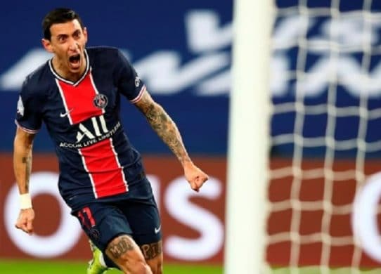 French police investigate burglary at Angel Di Maria's house !