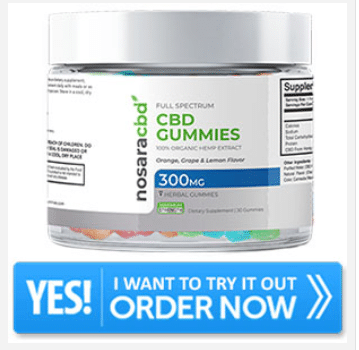 Nosara CBD Gummies UK