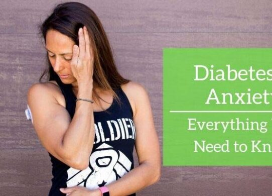 Tips for Dealing with Anxiety and Diabetes !