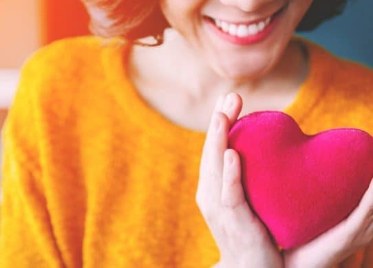 Get Heart Healthy This Month