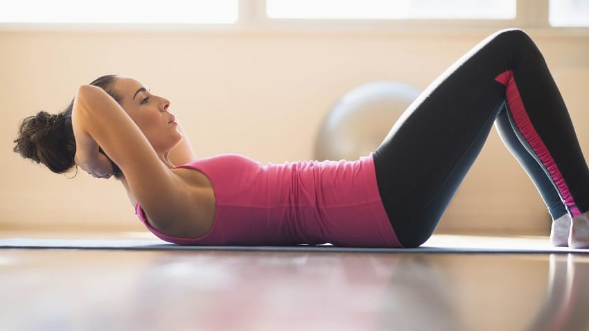 How to Do Crunches and Other Exercises for Toned Abs !