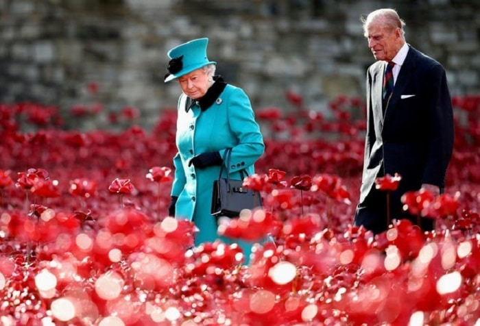 Prince Philip's final moments were 'very, very peaceful,' daughter-in-law Countess Sophie says !