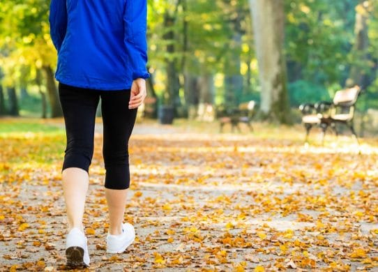 What Are the Benefits of Walking
