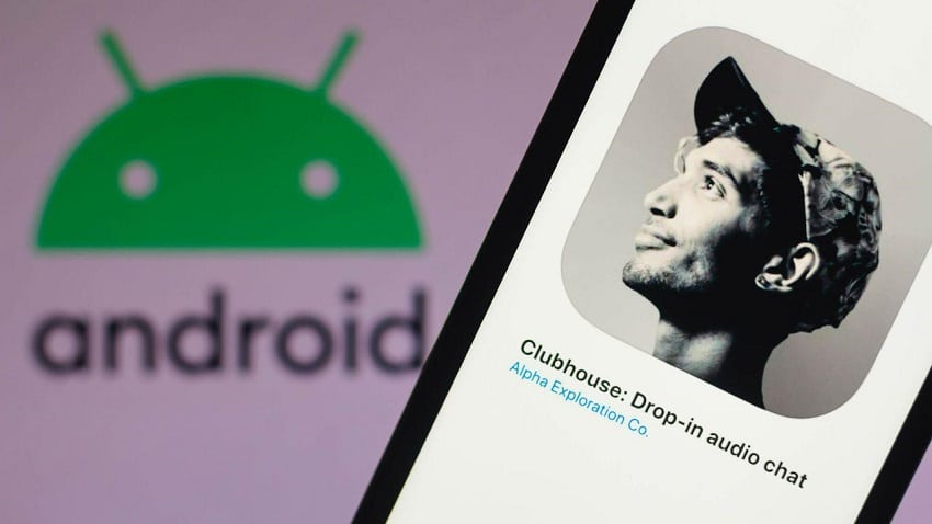 Android users join the conversation Clubhouse expands beyond Apple users in the US !