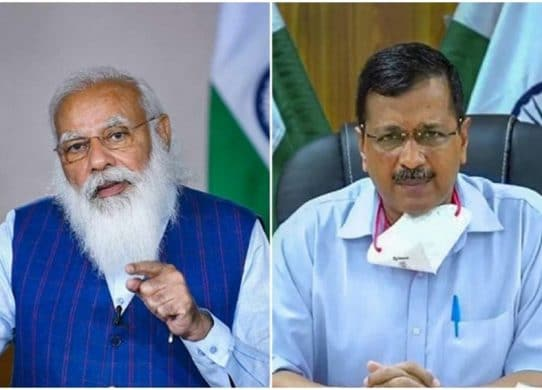 Arvind Kejriwal Has 4 Suggestions For PM Modi To Increase Vaccination !
