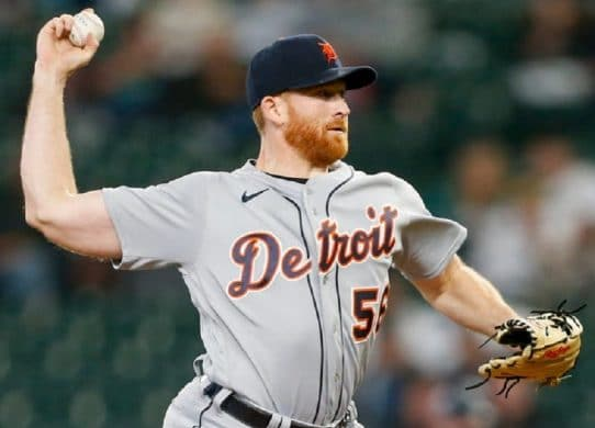 Detroit Tigers' Spencer Turnbull throws season's fifth no-hitter, blanking Seattle Mariners !