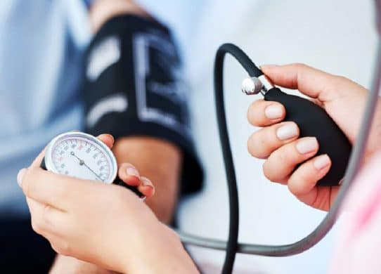 High Systolic Blood Pressure What to Know !