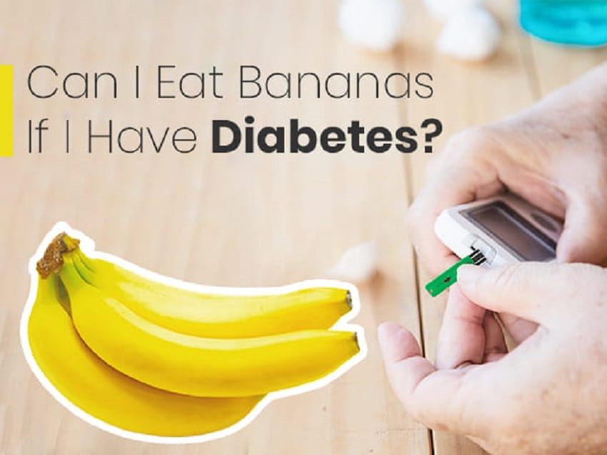 How Bananas Affect Diabetes and Blood Sugar Levels !