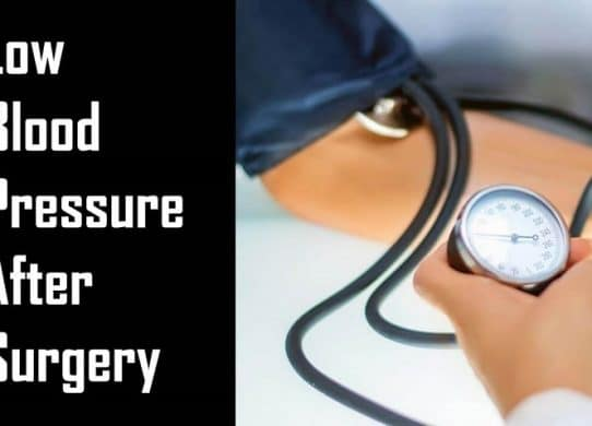 Low-Blood-Pressure-After-Surgery