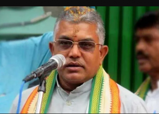 Mamata indulging in politics amid crisis caused by cyclone, COVID-19 Dilip Ghosh !