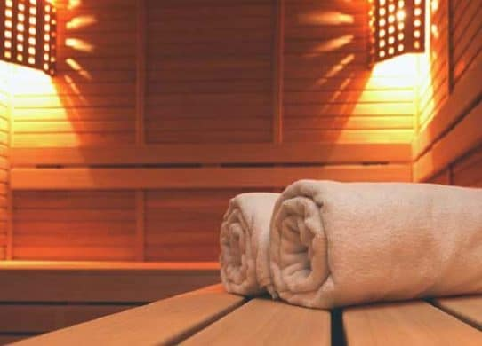 Sauna After Workout The Health and Weight Loss Benefits !