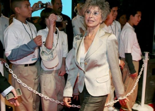 'West Side Story' Rita Moreno declined audition to play Maria in OG Broadway production !