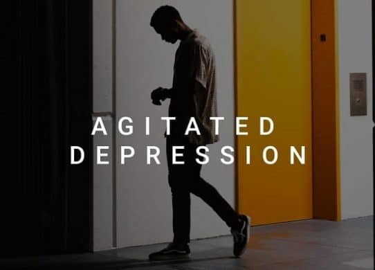 What Is Agitated Depression