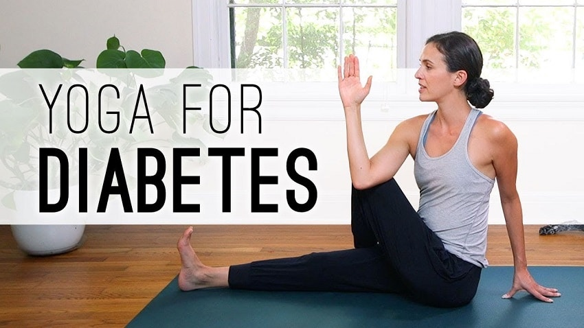 Yoga for Diabetes 7 Poses to Try, Why It Works, And More !