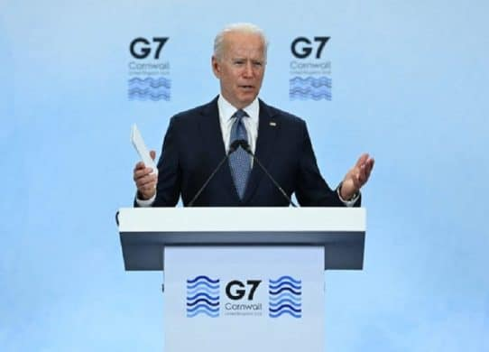 Biden sees 'potential' progress in Putin's openness to extraditing cyber criminals !