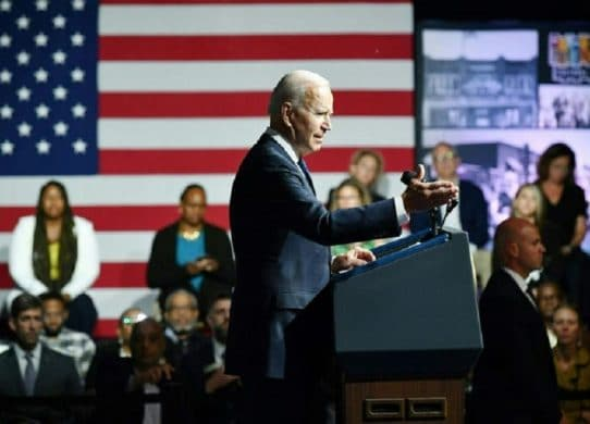 'Hell was unleashed' Biden urges reckoning on race at Tulsa massacre anniversary, taps Harris to lead on voting rights !