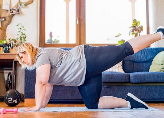 How to Get a Full-Body Strength Training Workout at Home !