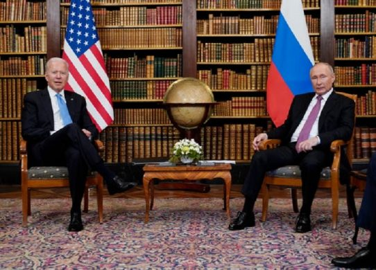 'I did what I came to do' Biden, Putin leave summit with agreements, but clear tensions remain !