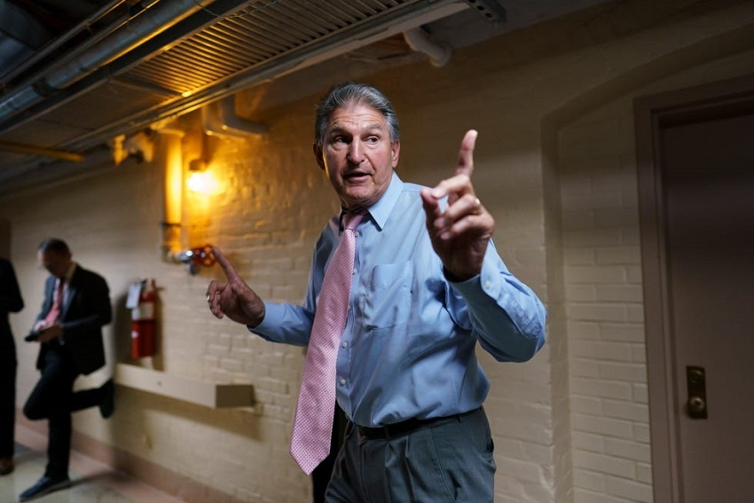 Voting rights bill poised for Senate action while Republicans remain opposed, Manchin offers compromise !