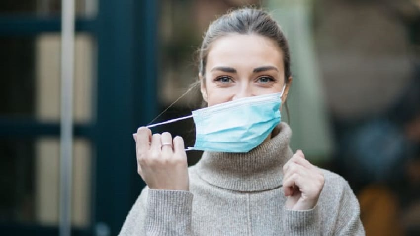 What Should Unvaccinated People Do After Mask Mandates Are Lifted