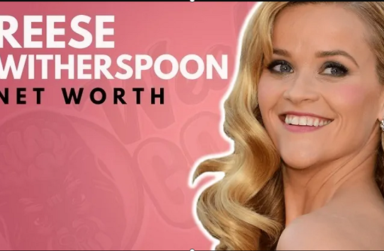 reese witherspoon net worth